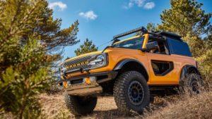 Ford Bronco уже забронировано 190 000 автомобилей