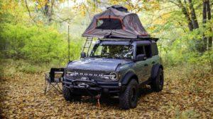Ford Bronco Overland поможет сбежать от цивилизации
