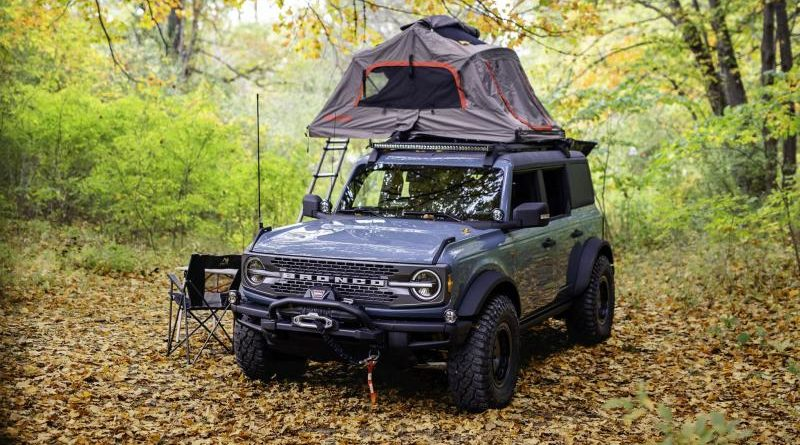 Ford Bronco Overland