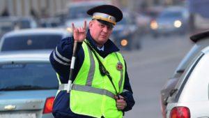 ГИБДД введет новый штраф за использование летних шин зимой