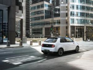 Honda ускорила отказ от автомобилей с бензиновым двигателем