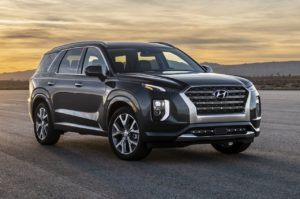 Hyundai Palisade 2020 возможно приедет в Россию