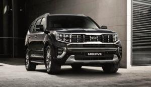 Kia Mohave 2020 после рестайлинга получил новые цены