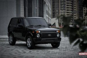 Lada 4×4 Urban Black началась конвейерная сборка
