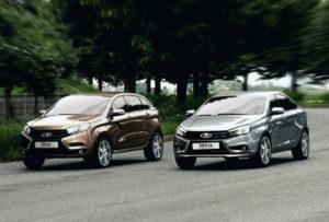 АвтоВАЗ отзывает более 90 тыс. автомобилей Lada Xray и Vesta