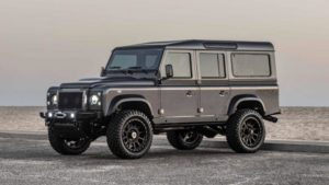 Land Rover Defender прокачали до 660 л.с.