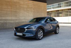 Mazda CX-30 продажи в России начнутся в ближайшее время