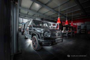 Mercedes-AMG G-Class от ателье Carlex Design из Польши