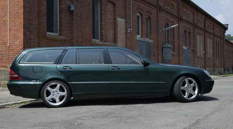 Универсалы от Mercedes-Benz