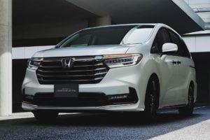 Минивэн Honda Odyssey получил обновление и стал технологичнее