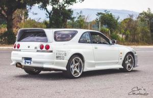 Nissan Skyline Speedwagon самый быстрый универсал