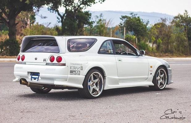 Nissan Skyline GT-R R33 Speedwagon