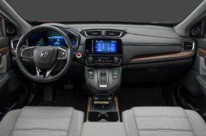 Новый Honda CR-V старт продаж в России
