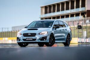 Subaru Levorg первый авто в новом стиле компании