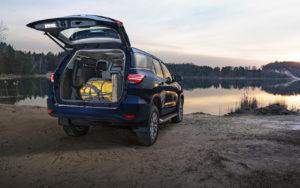 Toyota Fortuner с дизелем появился в продаже в РФ