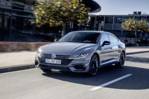 Volkswagen Arteon уходит из России