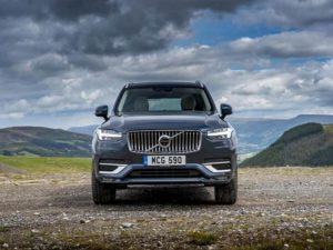 Volvo XC90 станет последним автомобилем бренда с ДВС