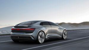Audi Landjet электрический лакшери от VW групп.