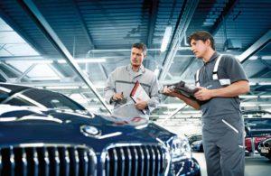 Отзывная компания для BMW X5, X6 и X7