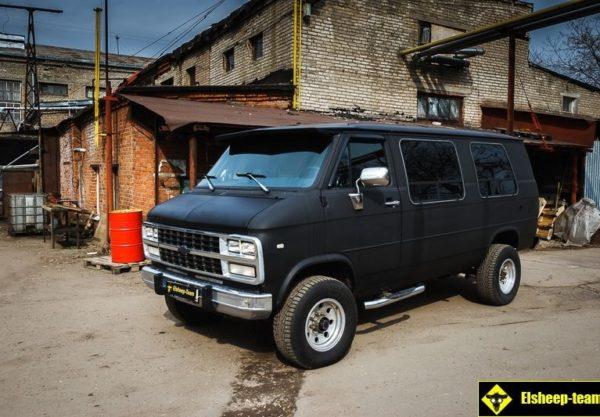 Chevrolet Van G20