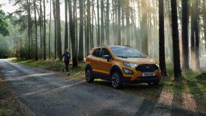 Ford EcoSport новая внедорожная версия Active