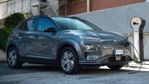 Обновленный Hyundai Kona Electric
