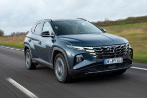 Hyundai Tucson 2020 обзор обновлённого кроссовера