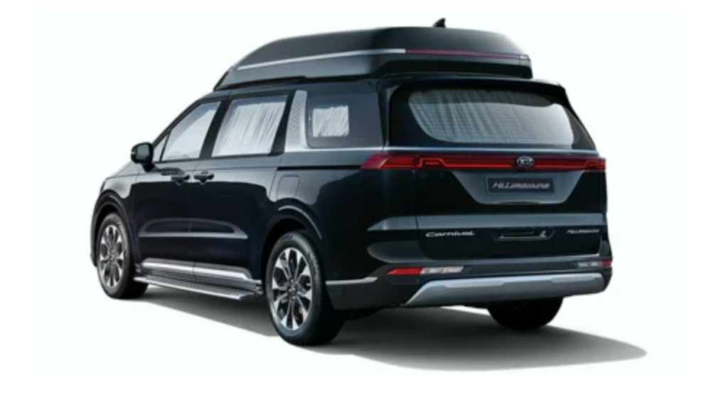 Kia Carnival Hi Limousine 2021