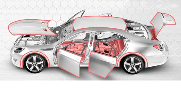 Правильная вибро - шумоизоляция авто. Вибротон, Барьер, Сплэн.
