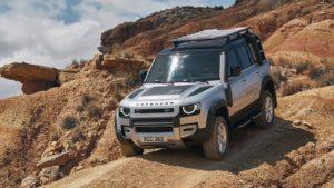 Land Rover выпустит доступный внедорожник в 2022 году