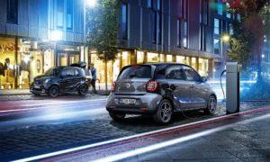 Geely и Mercedes-Benz покажут умный электрический внедорожник