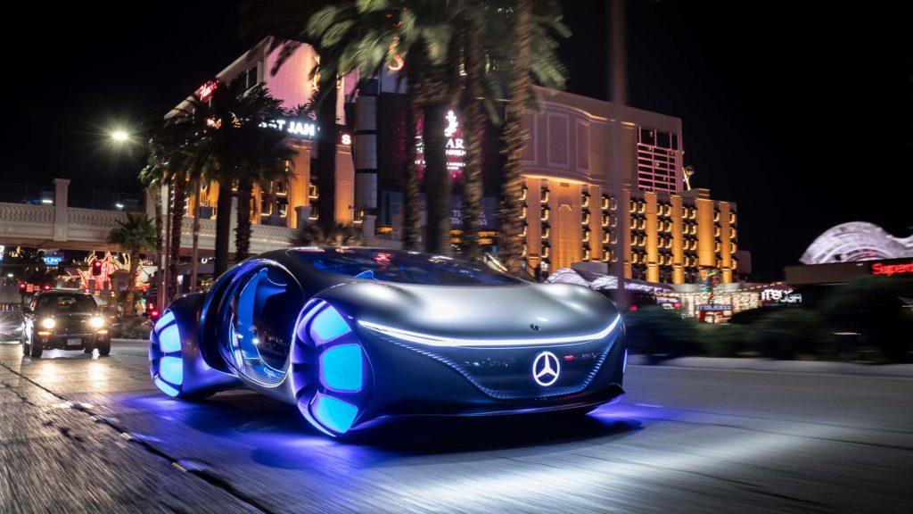 Mercedes-Benz и Geely