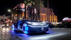 Mercedes-Benz и Geely будут сотрудничать
