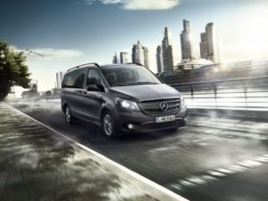 Mercedes Metris 2021 обновлённый вэн от MB