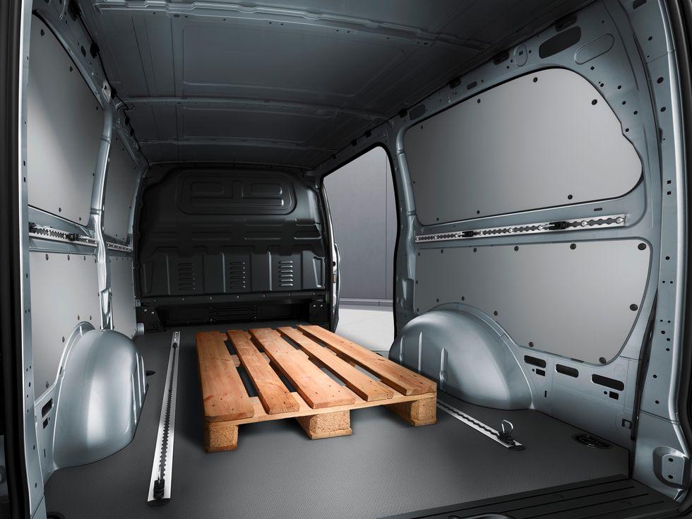 коммерческий фургон  Vito