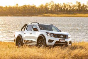 Nissan Navara 2021 представлен внедорожник нового поколения