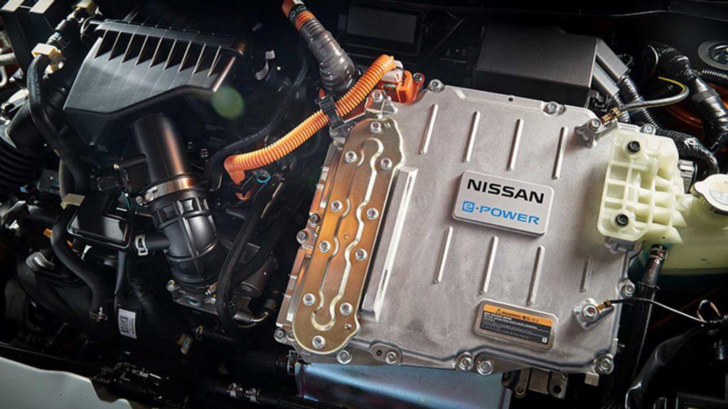 Nissan Note e-Power 2021