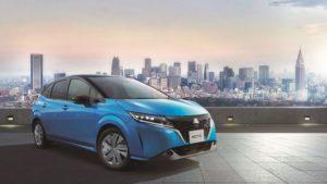 Nissan Note e-Power 2021 без ограничений по пробегу