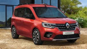 Новые Renault Kangoo и Express показали широкой публике