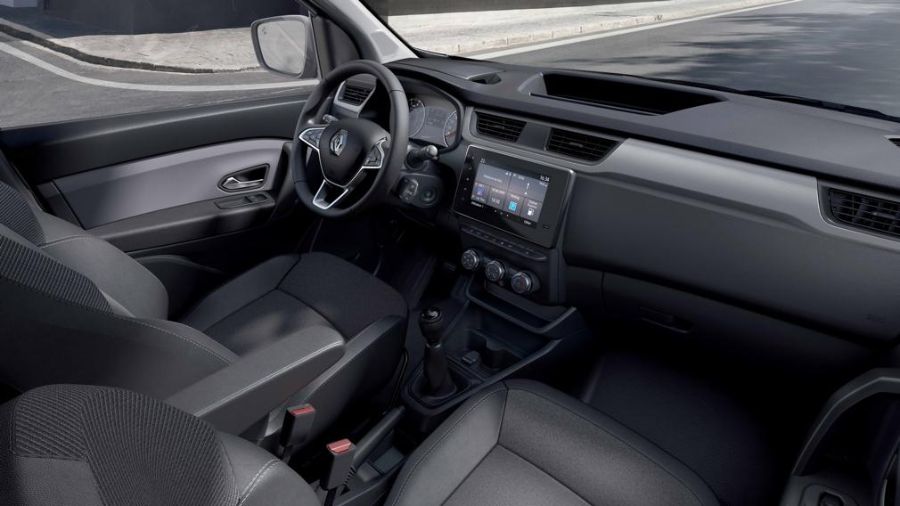 Новые Renault Kangoo и Express