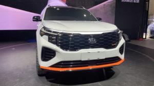 Новый Kia Sportage представили в Китае