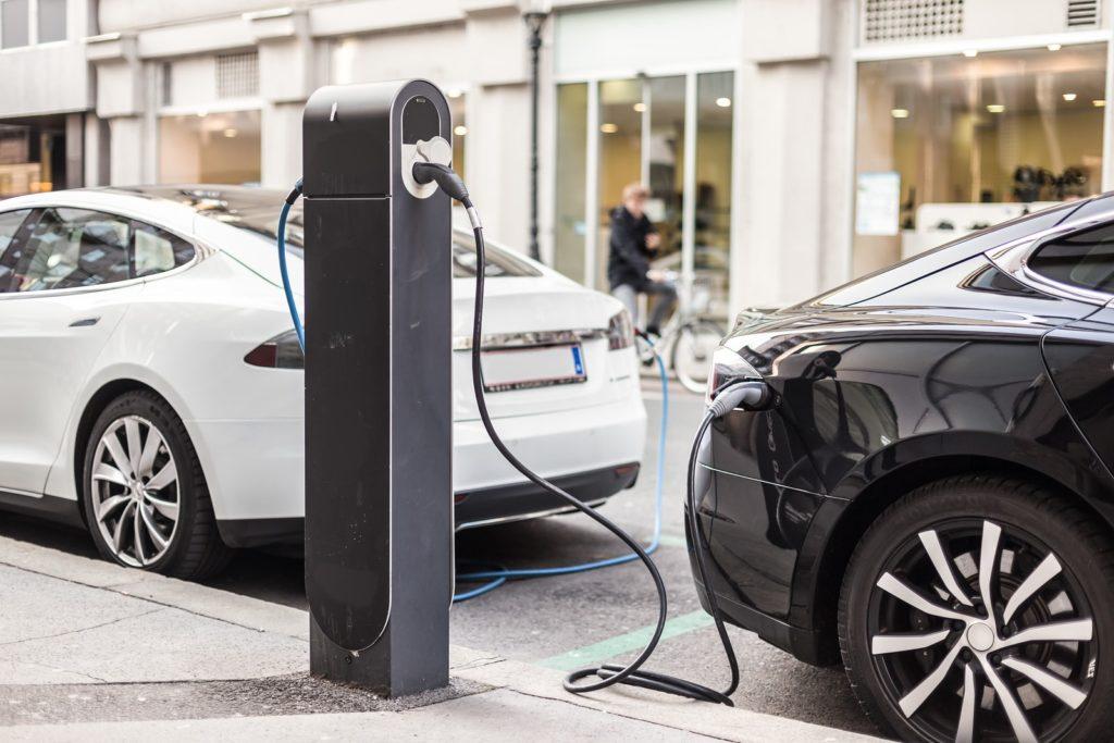 производители электромобилей