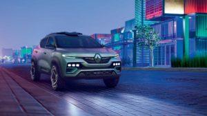 Renault Kiger новый кроссовер за 550 000 рублей