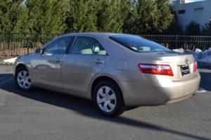 Новосибирские чиновники продают Toyota Camry за бесценок