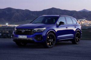 Volkswagen Touareg eHybrid названы цены
