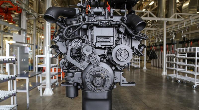 Выпуск дизельных двигателей