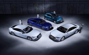 Audi вкладывает 12 миллиардов евро в электромобили
