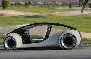 Автомобиль Apple появится в 2024 году