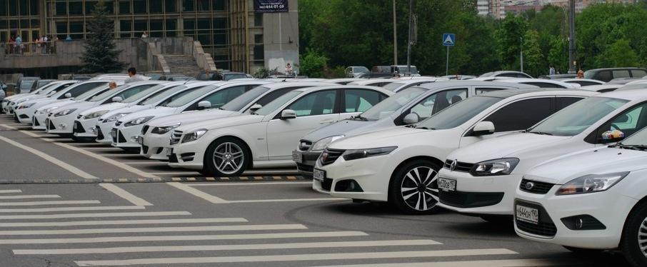 Белые автомобили
