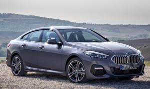 BMW Gran Coupe 2 Series становится дешевле в новом исполнении